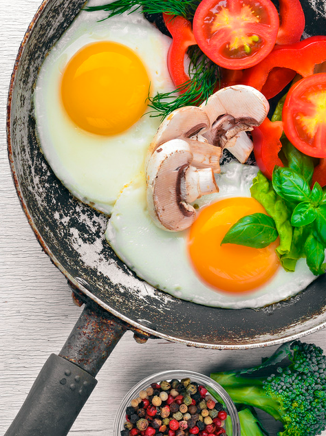 糖尿病の人にとって「卵」は敵か?味方か?1日1個なら大丈夫