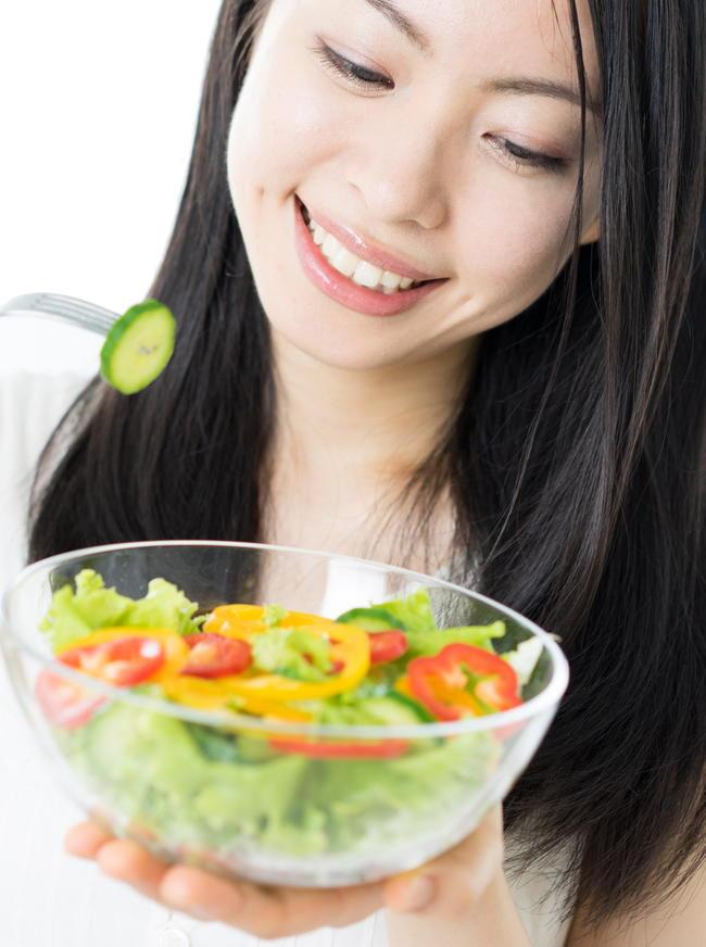 食物繊維で健康的エイジングを 注意した方が良い野菜も