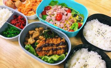 お弁当をバランス良く詰める方法~彩りと栄養バランスでおいしさUP~