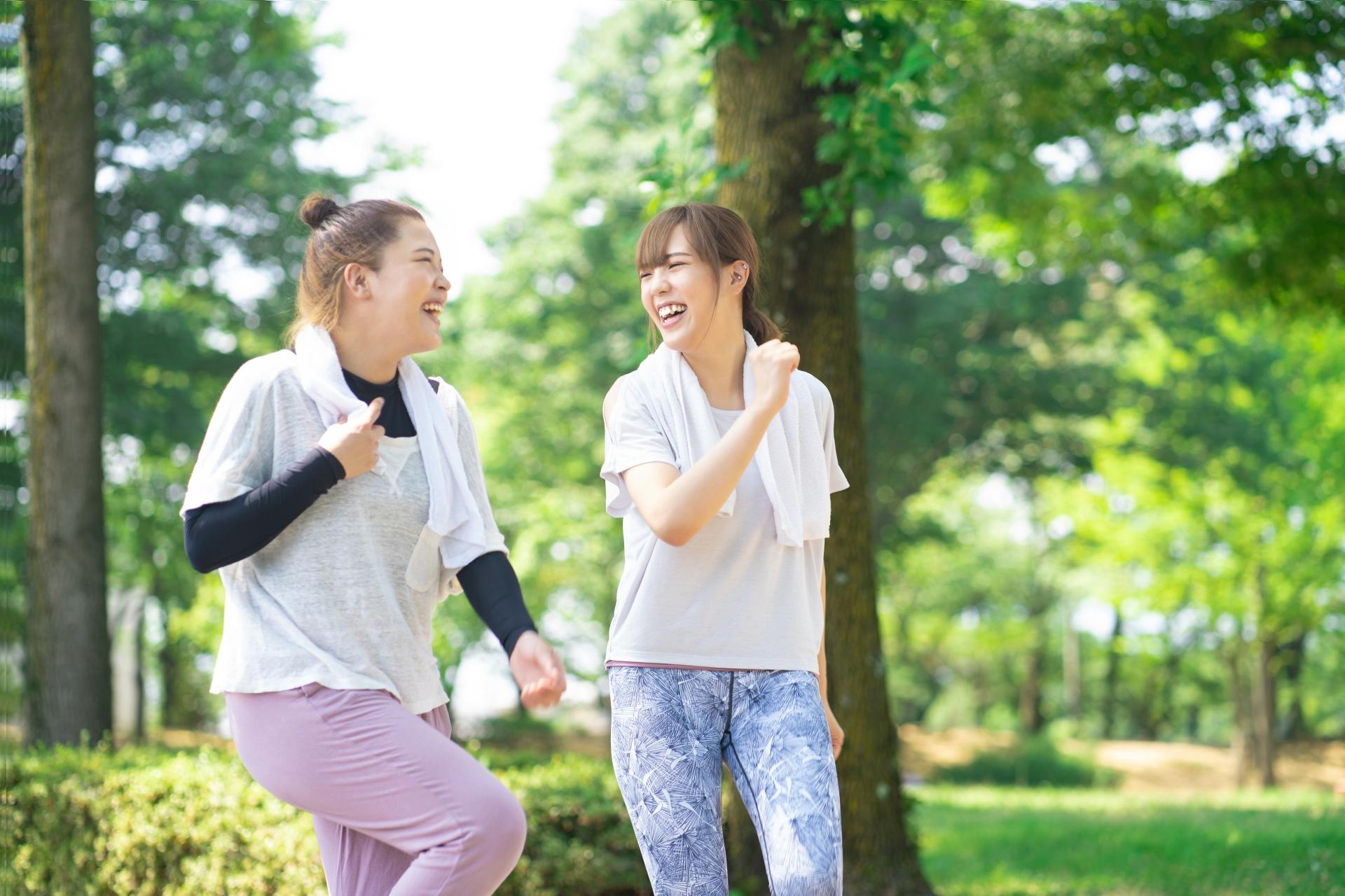 内臓脂肪は有酸素運動で減らす!気軽に始められる運動習慣